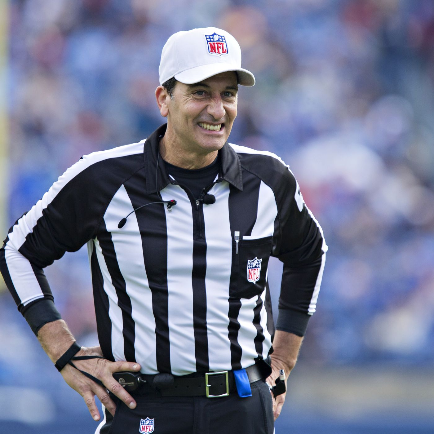 Super Bowl Lii Gene Steratore Assigned As Referee For Patriots Vs