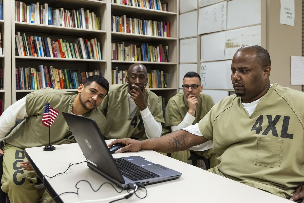 Top Cook County Jail chess players take on the world