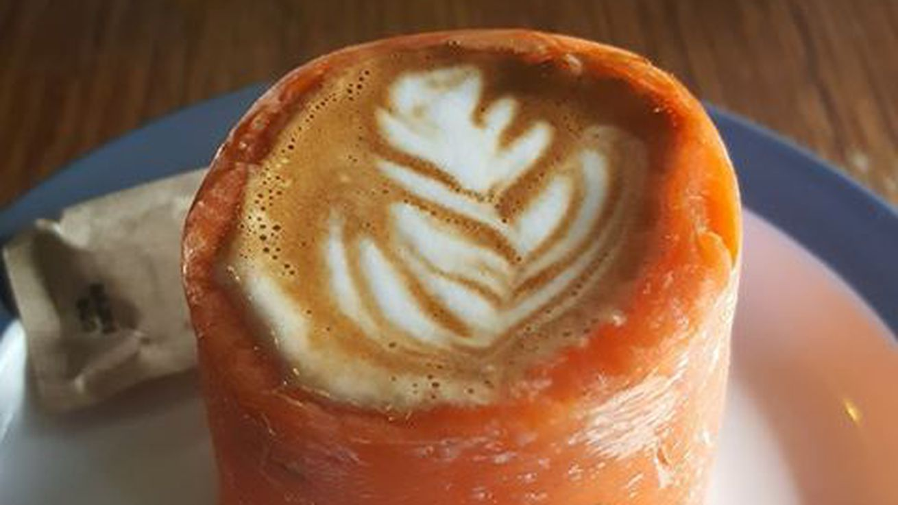Please Stop Serving Your Lattes Inside Produce