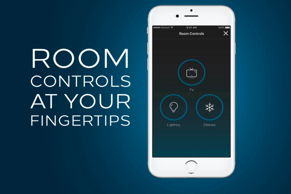 Hilton is adding smart home features to its hotel rooms