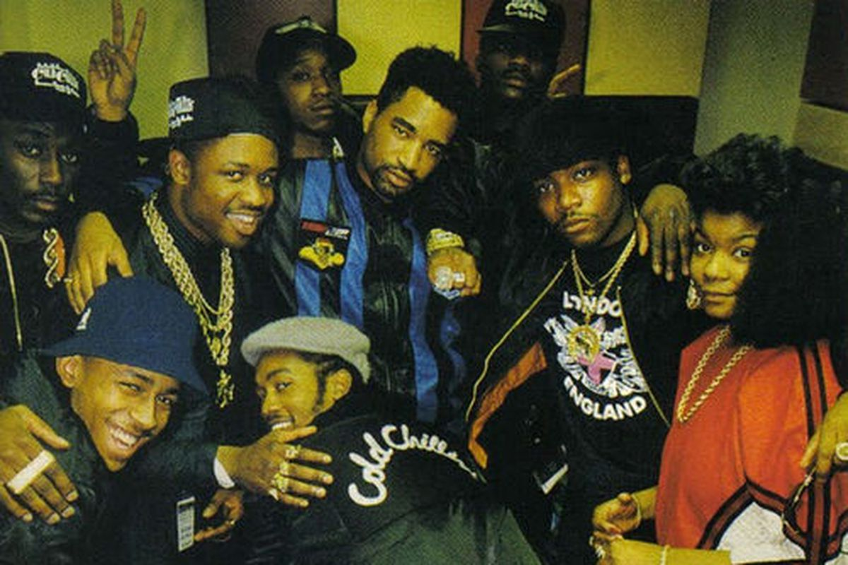 Big Daddy Kane Kool G Rap And The Rest Of Juice Crew
