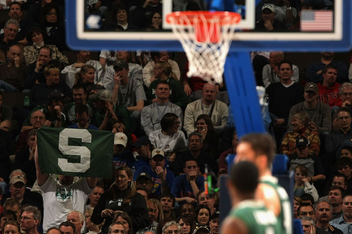 Ex-Mich. St. hoops players sued for rape