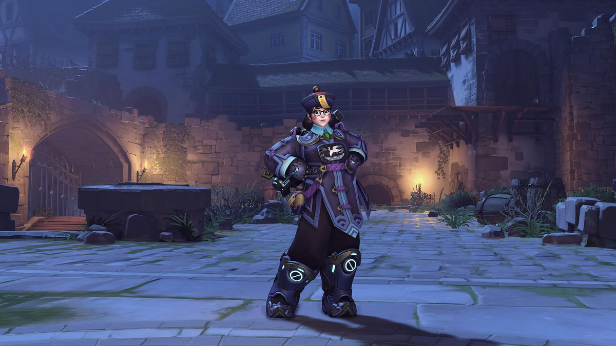 Some of Overwatch's best skins are steeped in folklore and