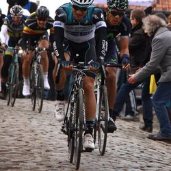 Second chase, w Boonen