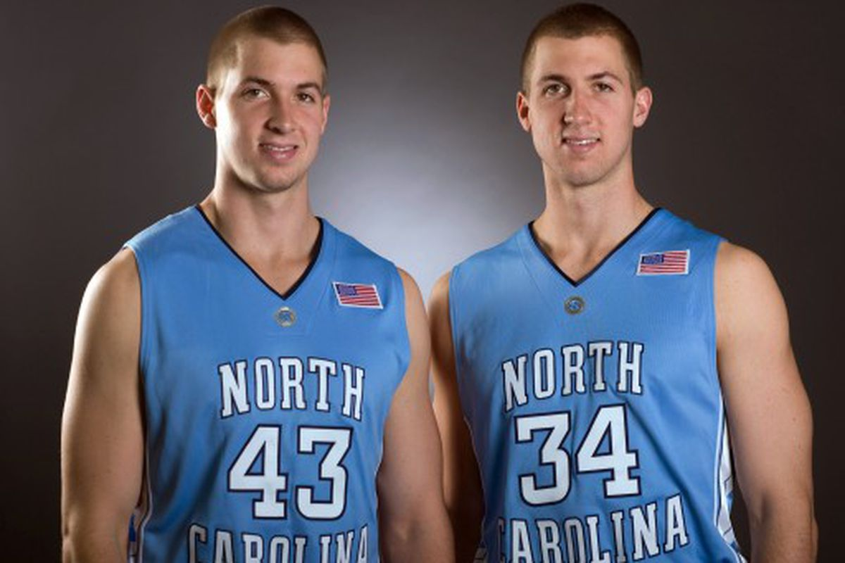 Could the Wear twins follow the path of Alex Stepheson, who left North Carolina to return to Los Angeles to play for USC? (Photo Credit: Dailyme.com)