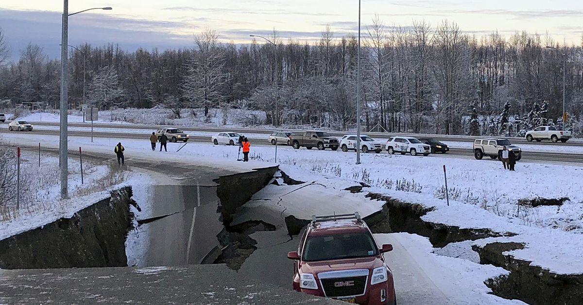 Alaska's earthquake didn't kill anyone last week—here's why