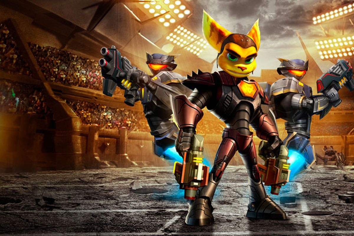ratchet deadlocked hd coming to playstation network this