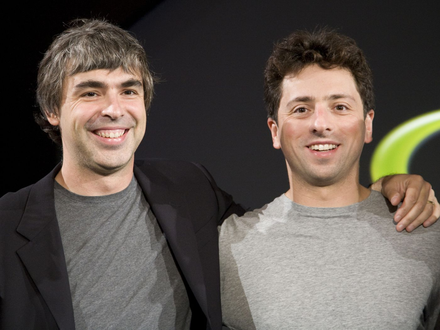 Google co-founders Larry Page and Sergey Brin: a timeline of their rise anddisappearance - The Verge