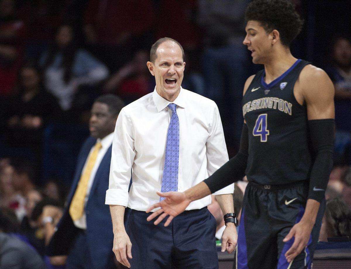 NCAA Basketball: Washington at Arizona