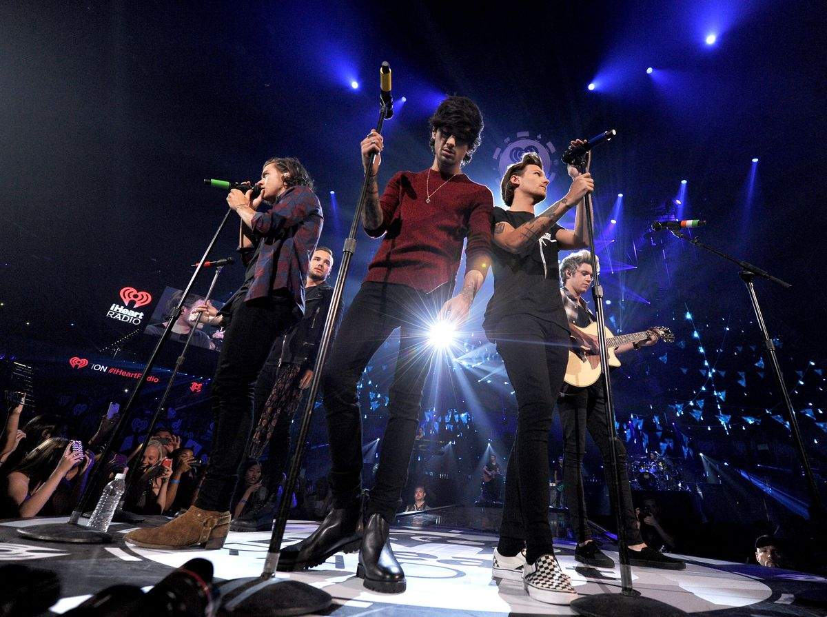2014 iHeartRadio Music Festival - Night 2 - Show