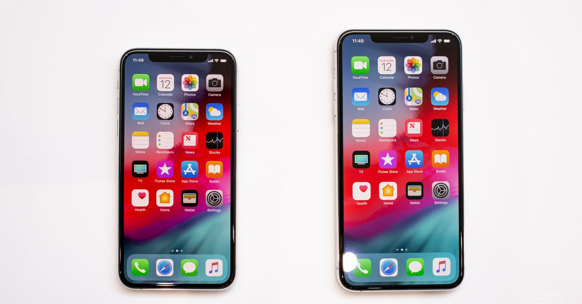 photo image Apple reportedly adds LG as second OLED display supplier for iPhone XS and XS Max