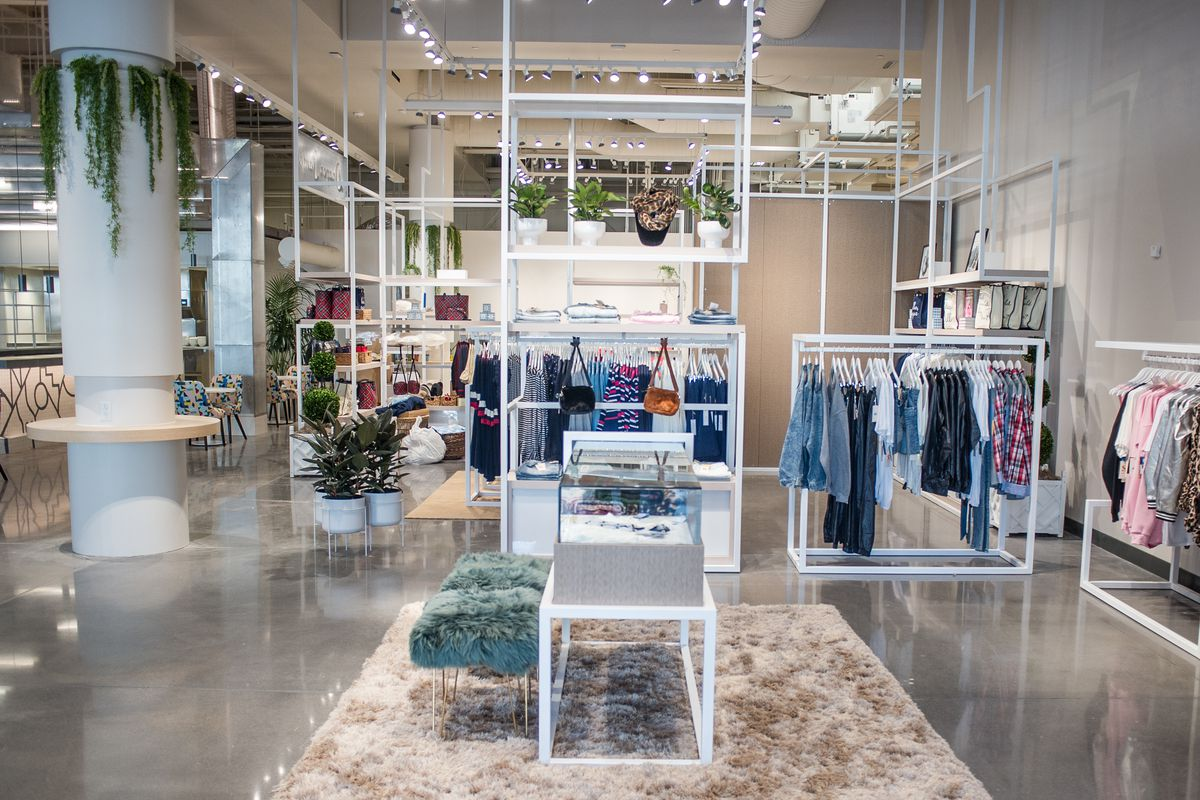 """Can the """"WeWork for retail"""" save the department store? - Vox"""