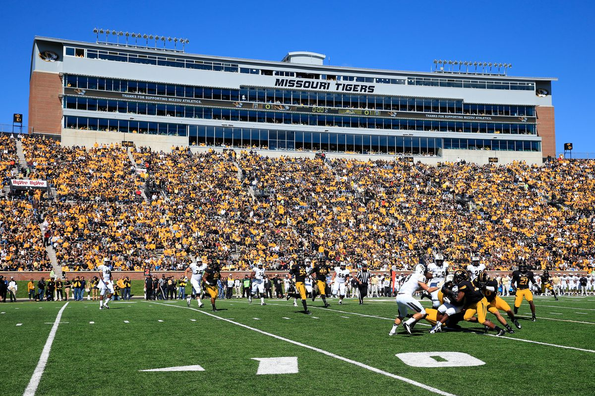 Missouri S Football Roster Has Been Updated To Include 2016