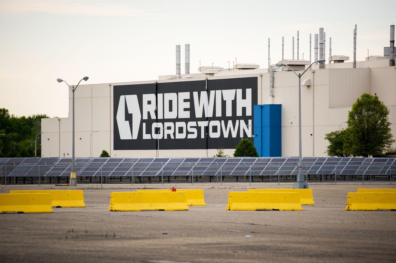 Lordstown Motors Headquarters Ahead Of Earnings Figures