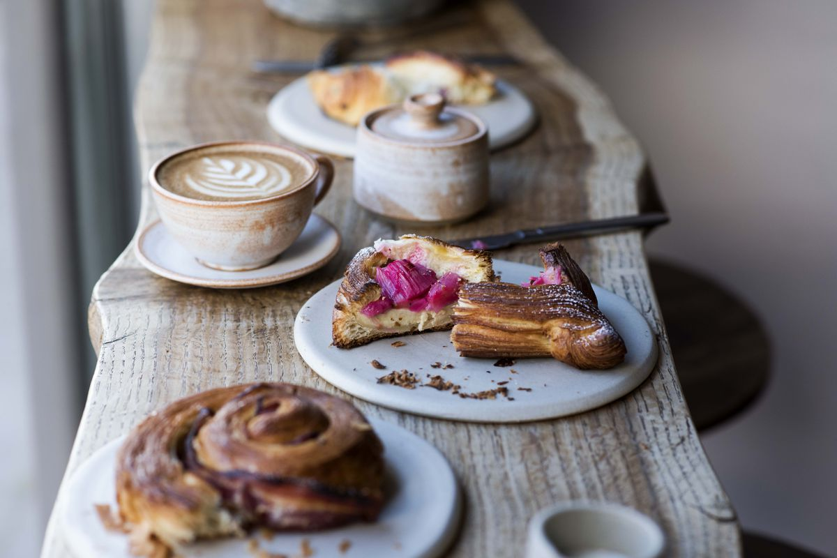 Pophams Bakery will bring its croissants and pastries to London Fields in Hackney this June
