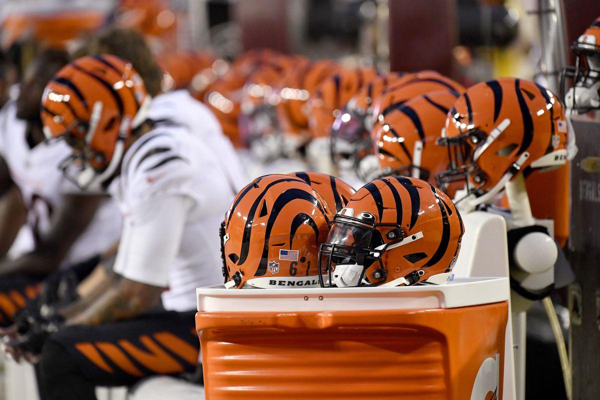 NFL: AUG 20 Preseason - Bengals at Washington Football Team