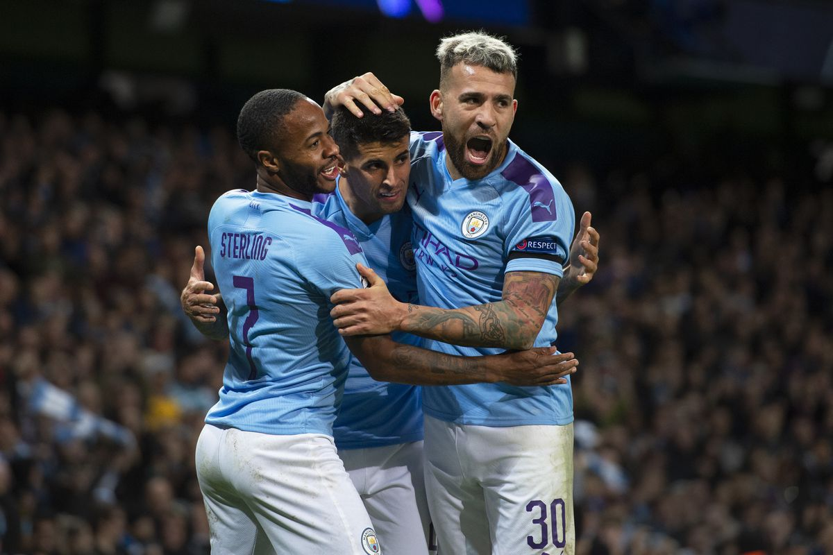 Manchester City Three Amazing Stats About The Cityzens Bitter And Blue