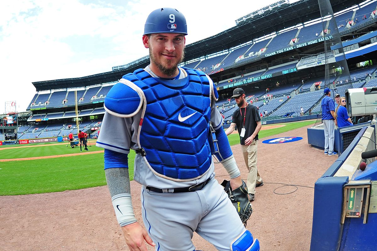 You'd smile too if you had a .609 on-base percentage.