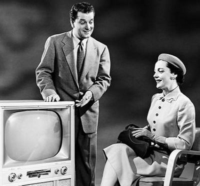 Black and White TV