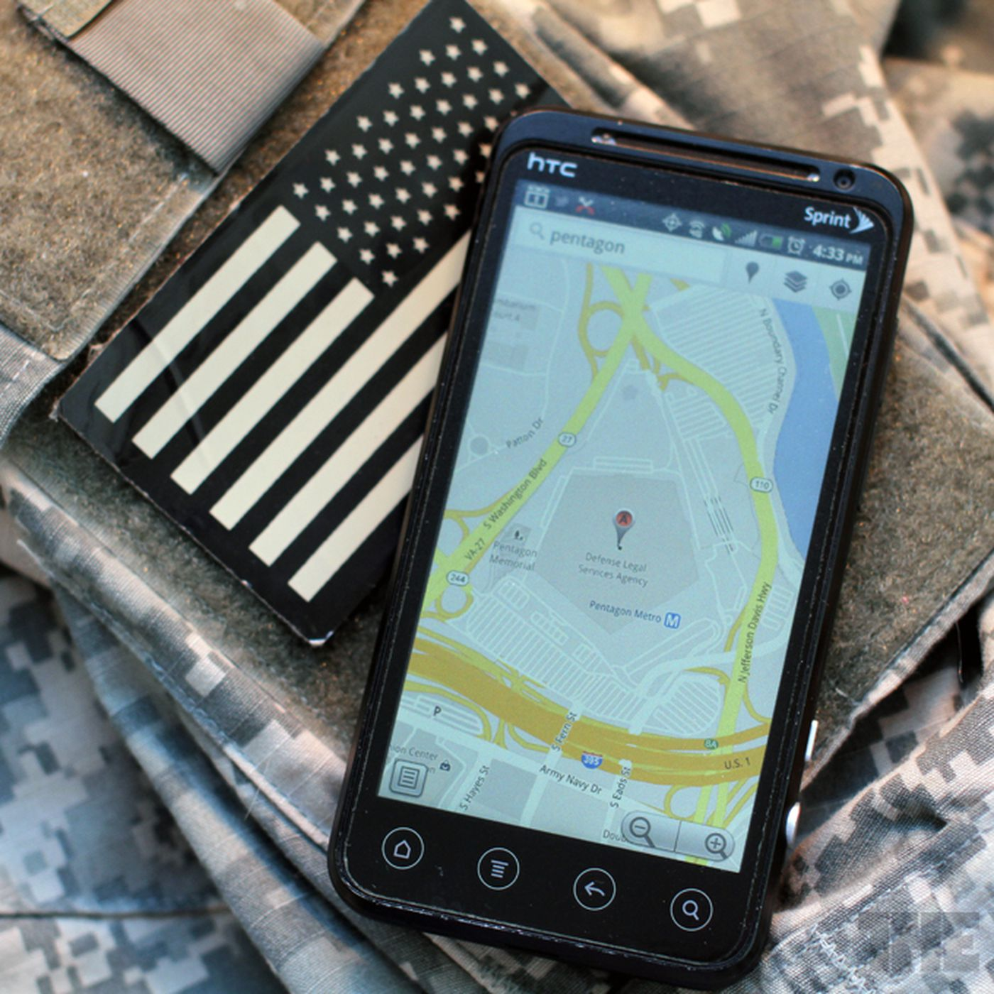 Military To Adopt Custom Android Phones