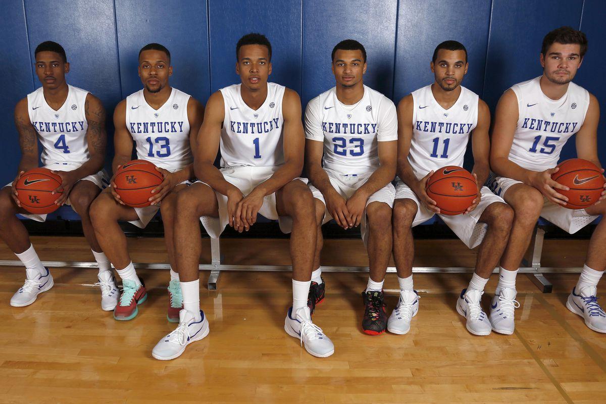 Kentucky Wildcats Basketball: Full 2015-16 Schedule