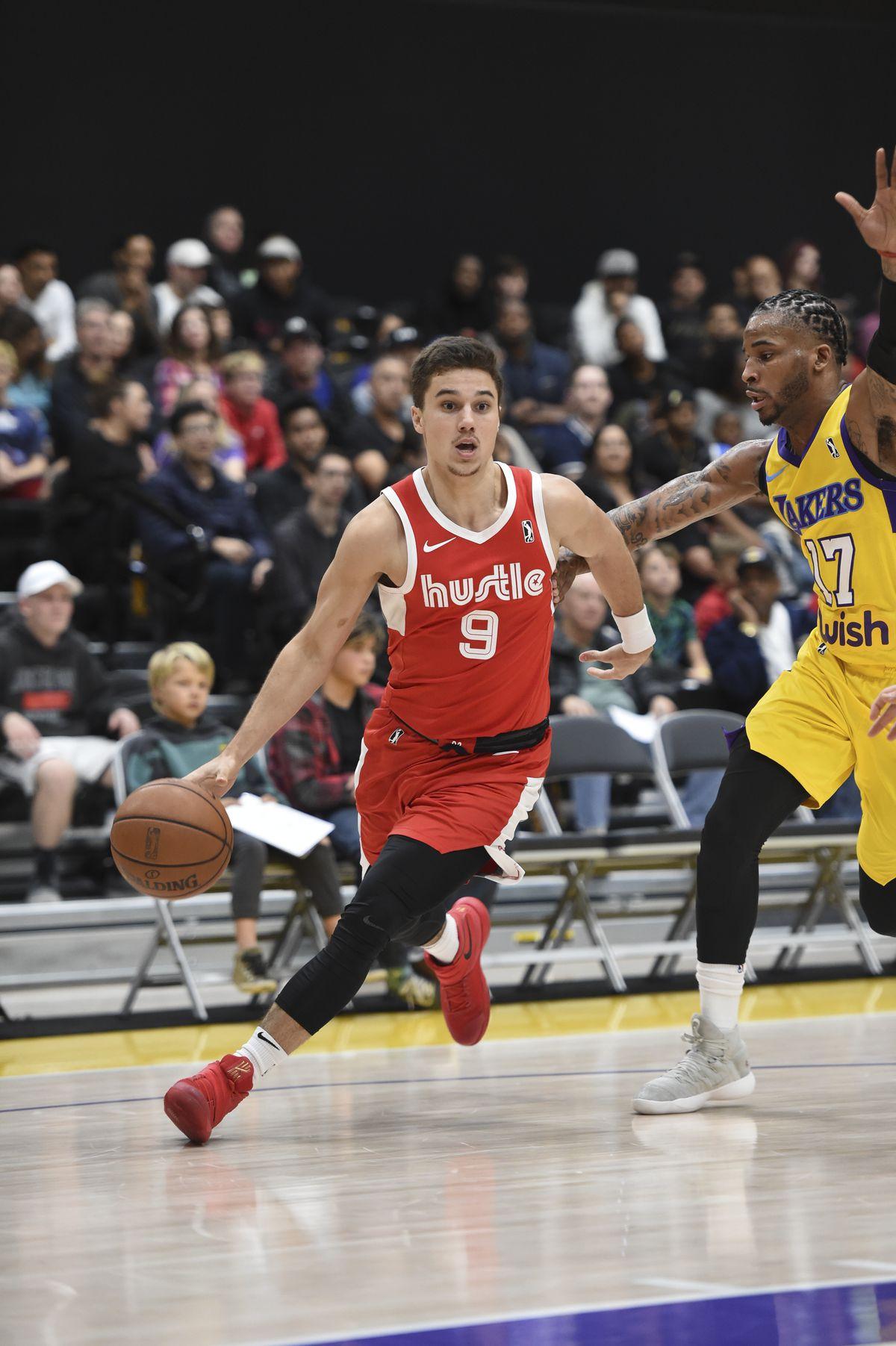 Memphis Hustle v South Bay Lakers