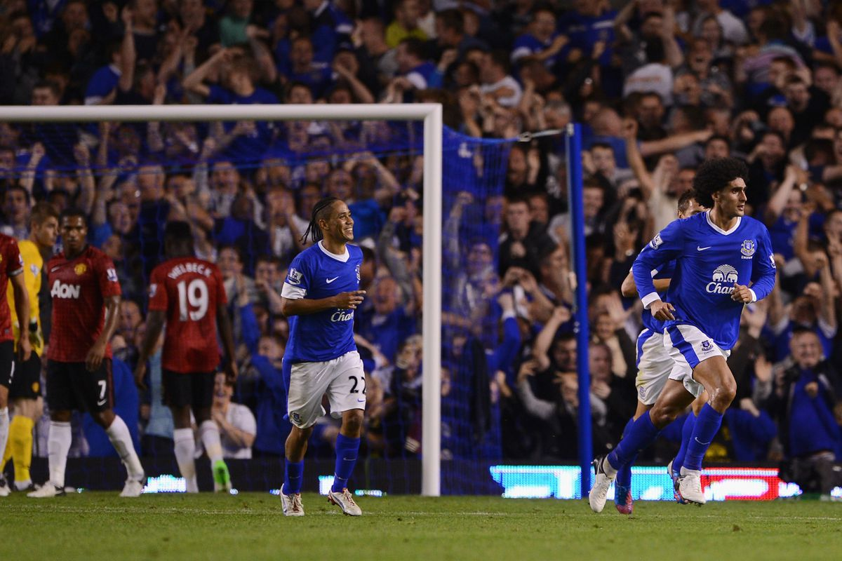 We're hoping Everton has more of these to celebrate tomorrow.