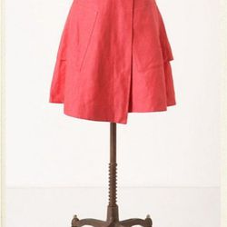"""<a href=""""http://www.anthropologie.com/anthro/product/shopsale-skirts/24169609.jsp"""">Vast Wrap skirt</a>, $49.94 (was $98)"""