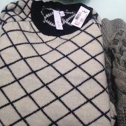Si-Iae sweater, $69.50