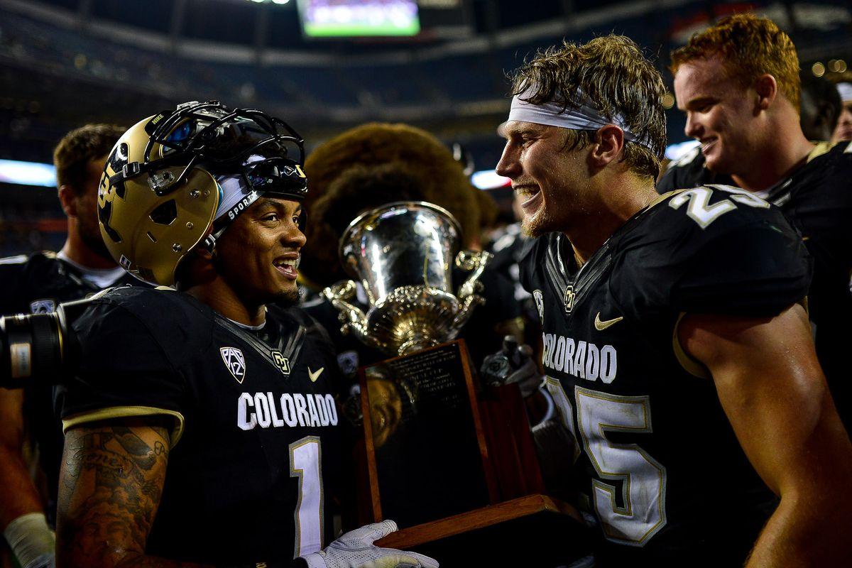 Colorado v Colorado State