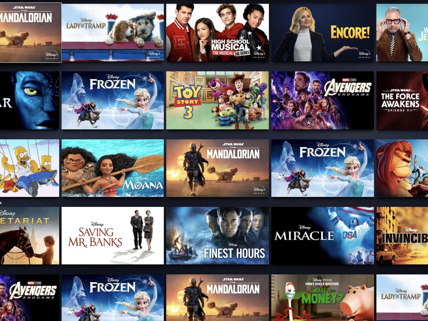 How To Watch Disney Movie