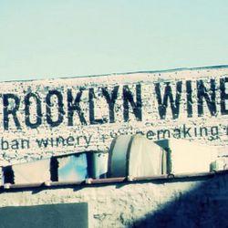 Brooklyn's First urban winery in Williamsburg.