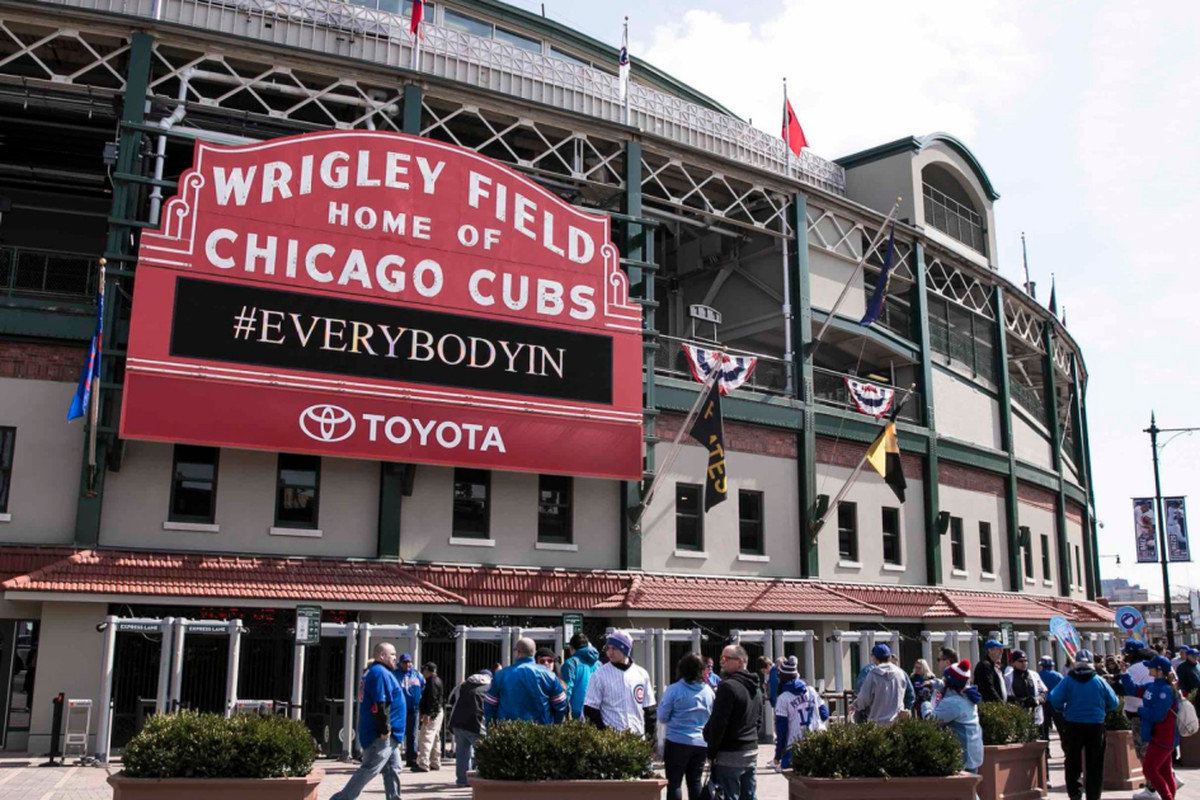 Chicago Subway Map Wrigley Field.After Lawsuit Wrigley Includes More Wheelchair Seating In Latest
