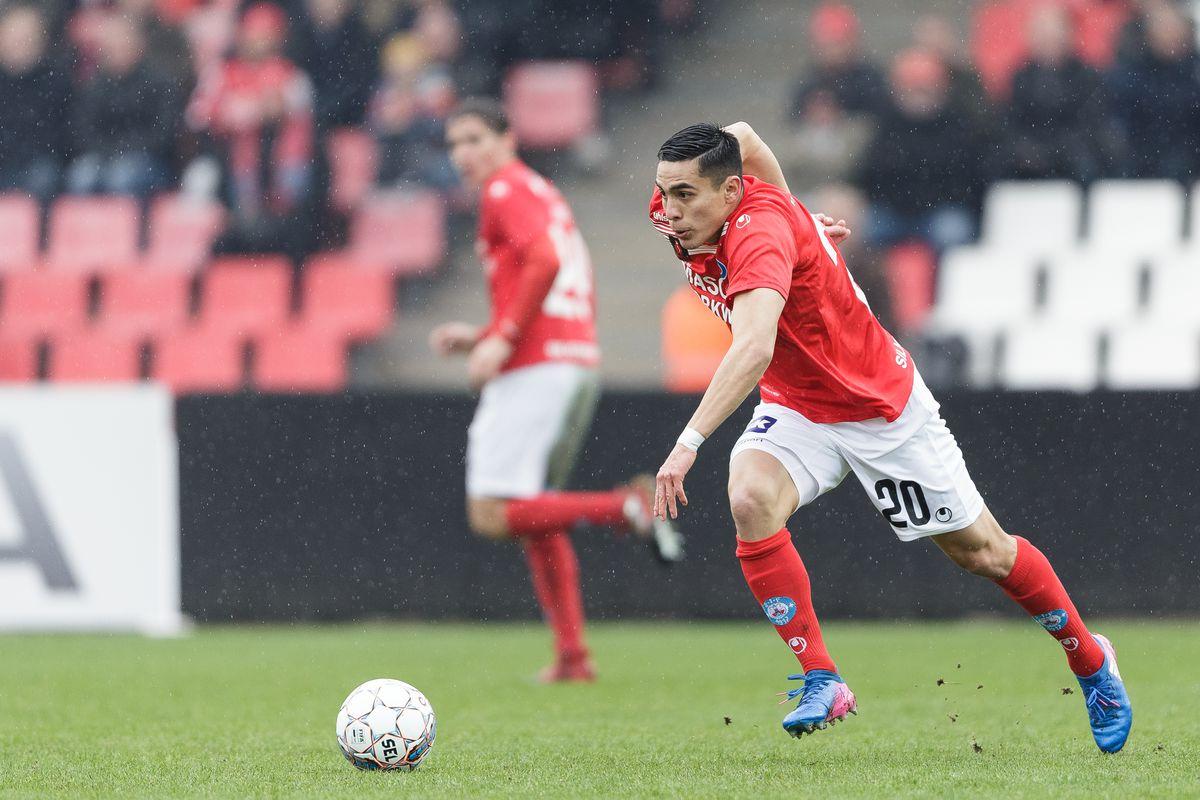 Silkeborg IF vs Randers FC - Danish Alka Superliga
