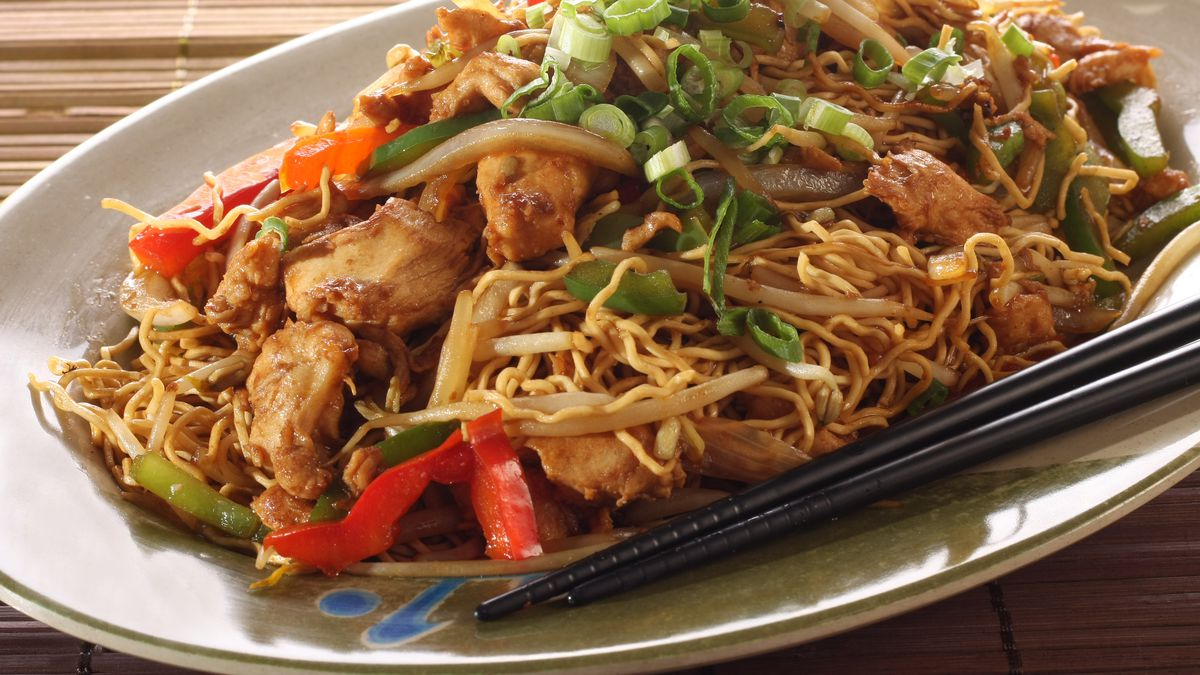 Newfoundland Chow Mein Is a Quintessentially Canadian