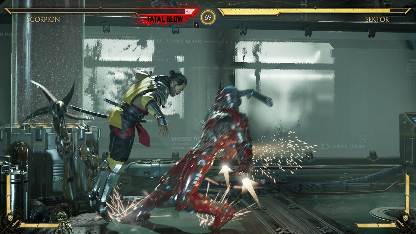 Mortal Kombat 11: How Fatal Blows work, and how to use them