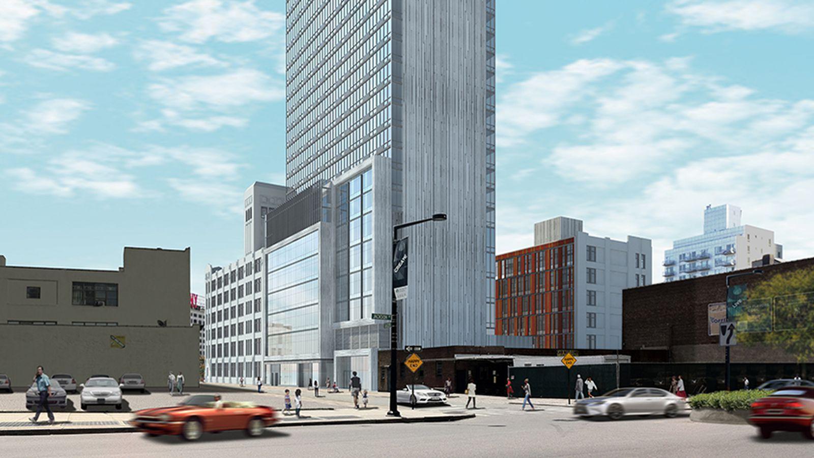 Rockrose Building New York City