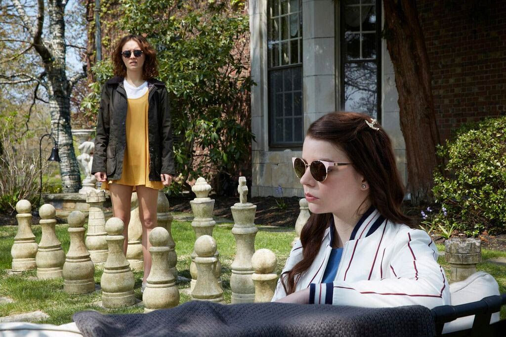 Olivia Cooke and Anya Taylor-Joy appear inThoroughbredby Cory Finley, an official selection of the NEXT program at the 2017 Sundance Film Festival.
