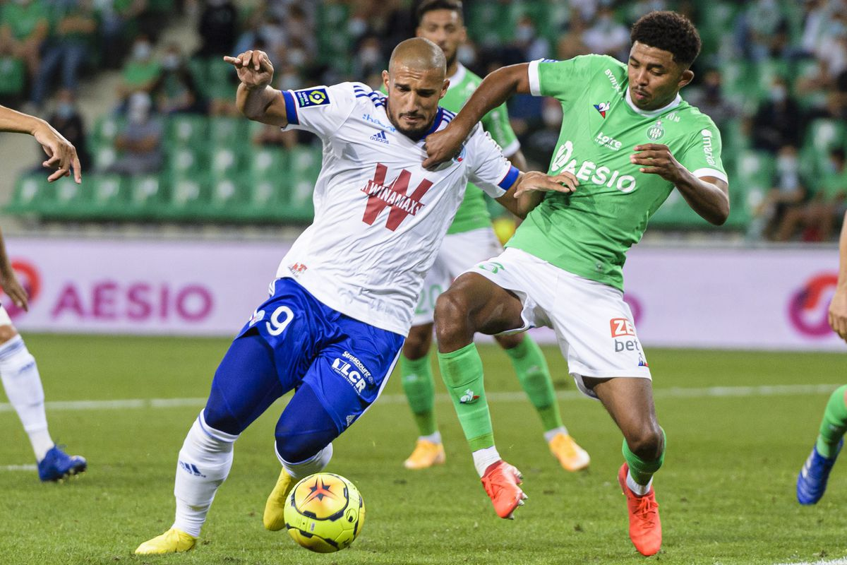 Association sportive de Saint-Etienne v Racing Club de Strasbourg Alsace - Ligue 1