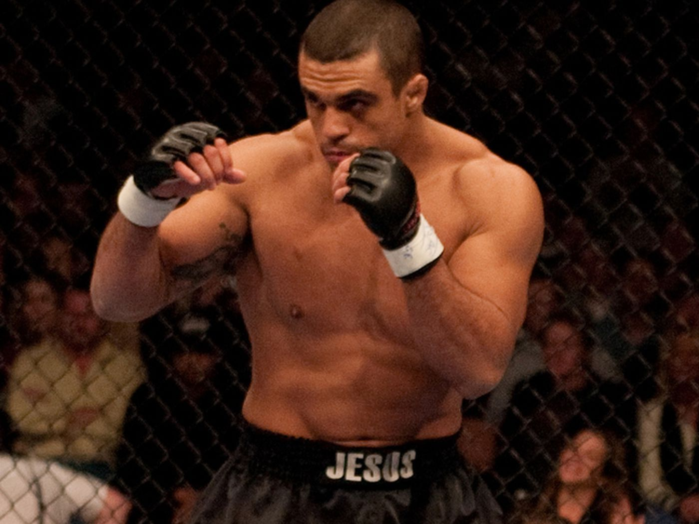 832770b7 2004: When the west was still wild, and 50 was just a number - MMA Fighting