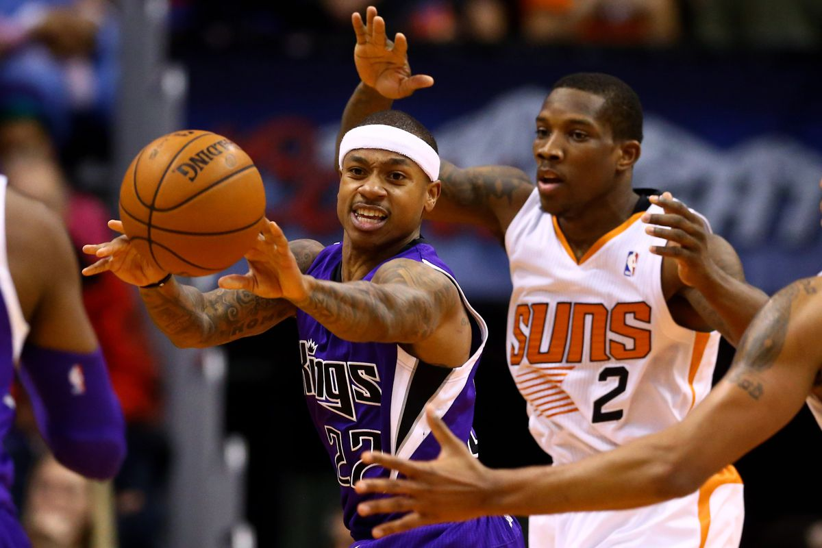 great fit 5daf5 7cb45 NBA Free Agency: Isaiah Thomas meeting with Phoenix Suns ...