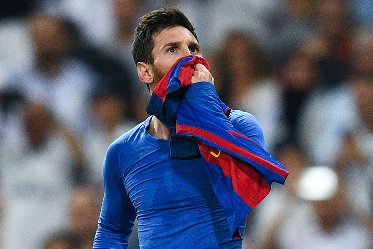 Lionel Messi reiterates desire to finish his career at Barcelona