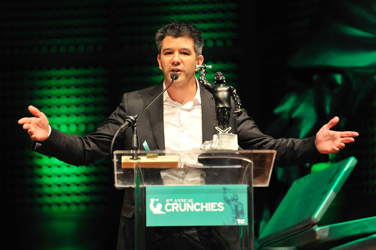 Uber's Kalanick names 2 new directors to company board