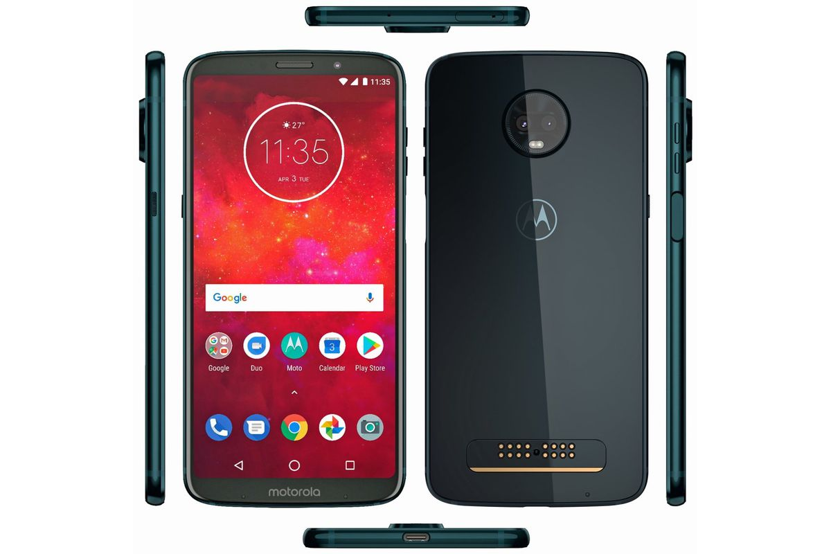 Image result for Moto Z3 Play