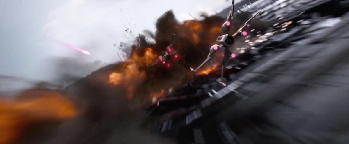 force awakens tv spot screenshots