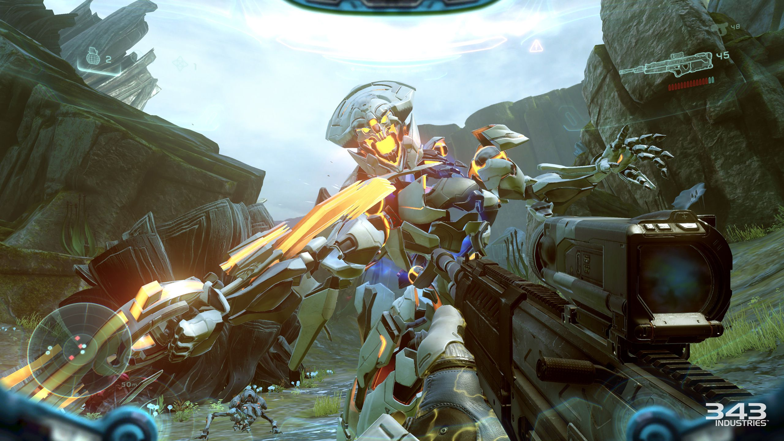 Halo 5: Guardians review | The Verge
