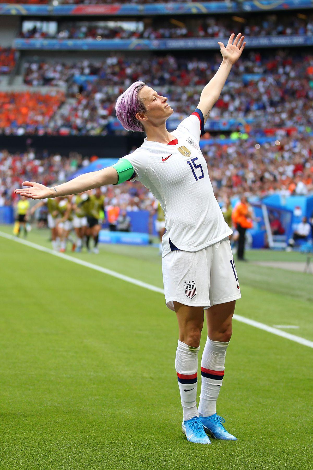 États-Unis d'Amérique contre Pays-Bas: finale - Coupe du Monde Féminine de la FIFA, France 2019