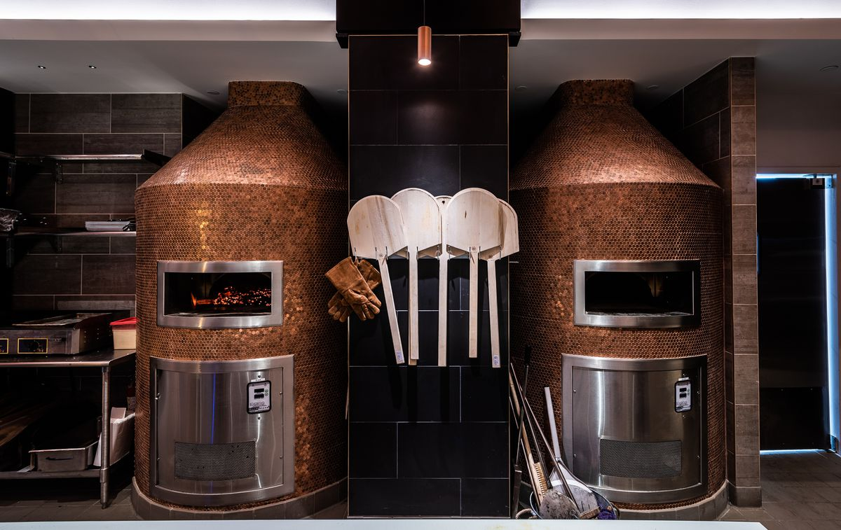 Cherry wood-fired ovens