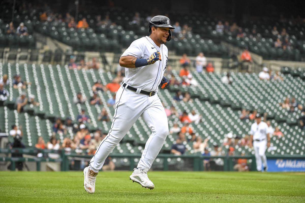 Houston Astros v Detroit Tigers - Game One