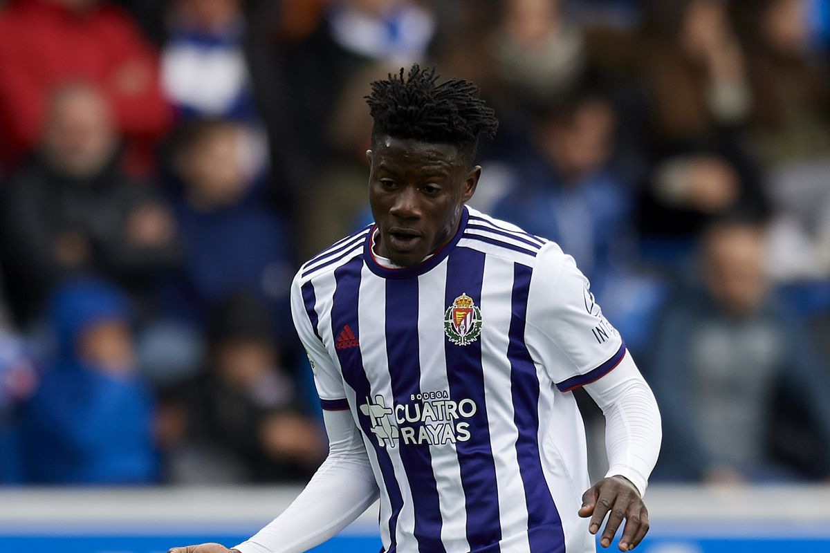 Real Madrid monitoring Valladolid's Mohammed Salisu - Managing Madrid